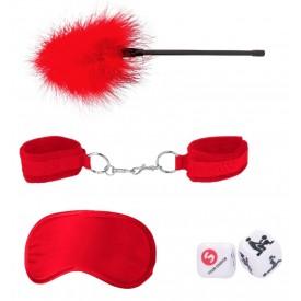 Красный игровой набор Introductory Bondage Kit №2